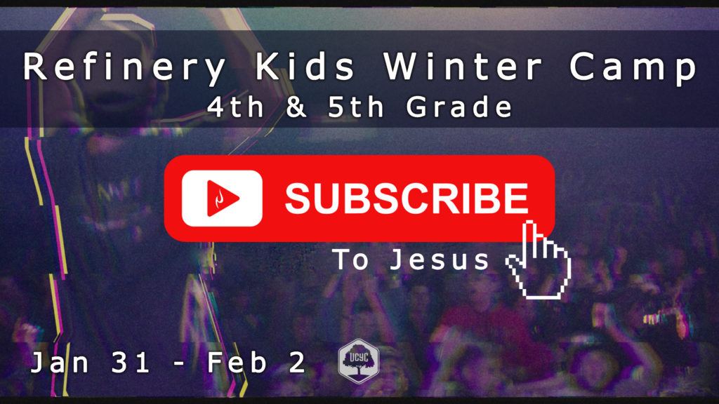 refinery kids winter camp 2020 the refinery christian church. Black Bedroom Furniture Sets. Home Design Ideas